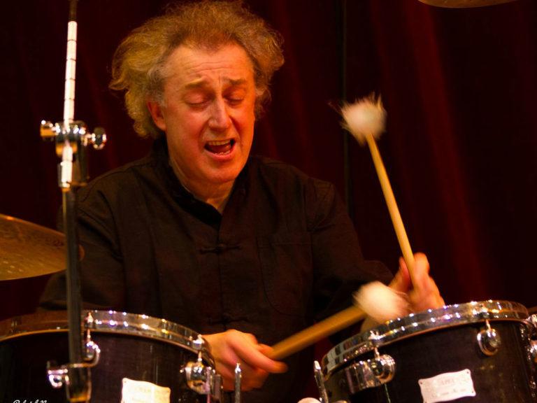 Concert, Bertrand Renaudin, batteur, compositeur de jazz