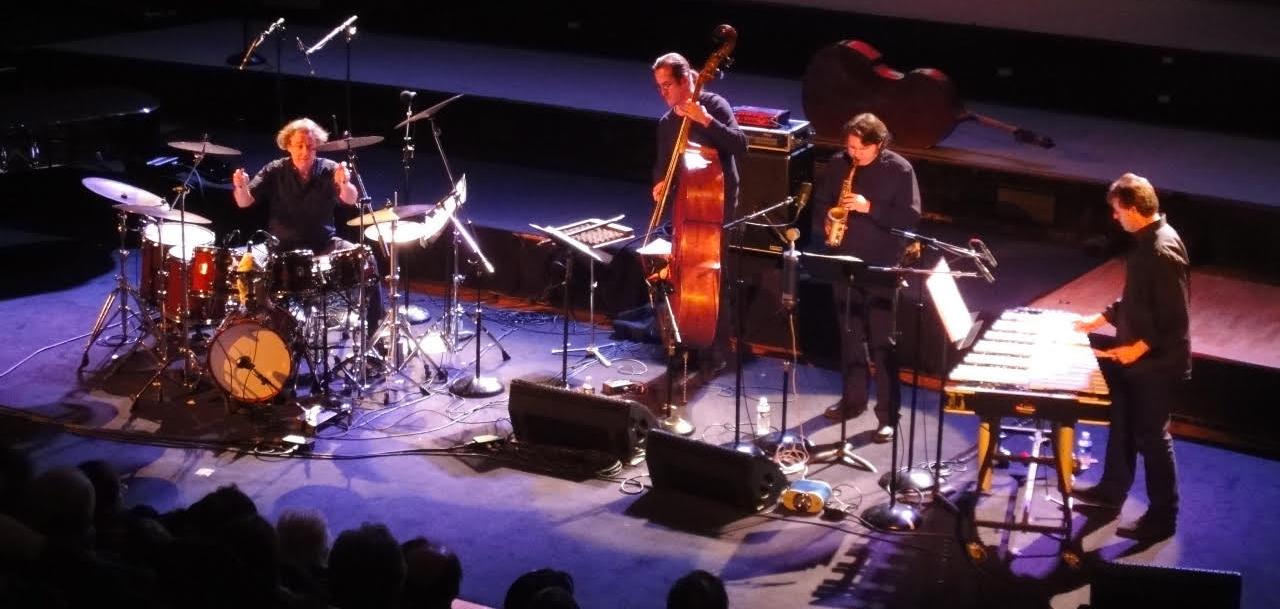 Bertrand Renaudin, batteur de jazz, enregistrement France Musique
