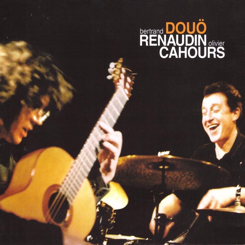 album Douö Bertrand Renaudin Oliviers Cahours