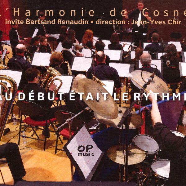 Album Bertrand Renaudin, batteur de jazz, Au début était le rythme