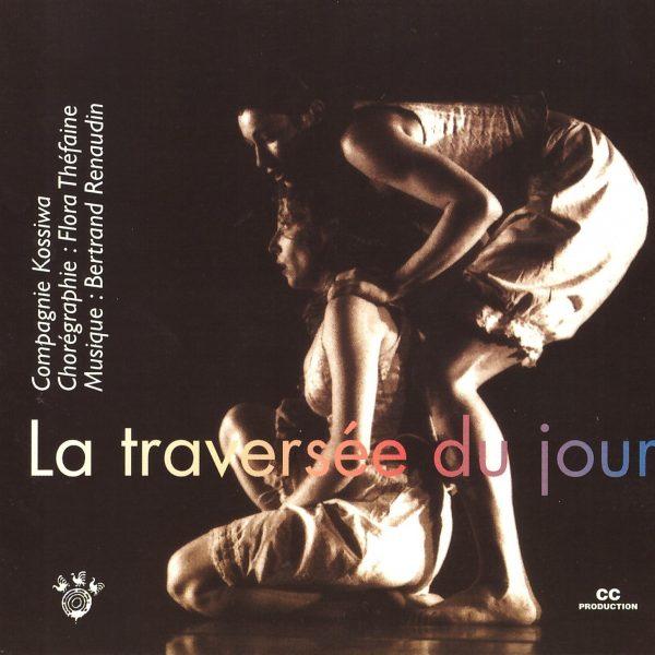 La traversée du jour, Album Bertrand Renaudin, batteur de jazz