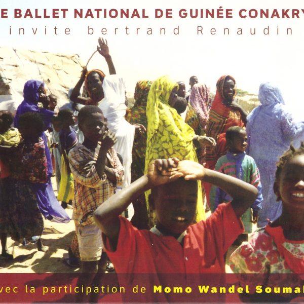 Album Bertrand Renaudin et ballet Conakry